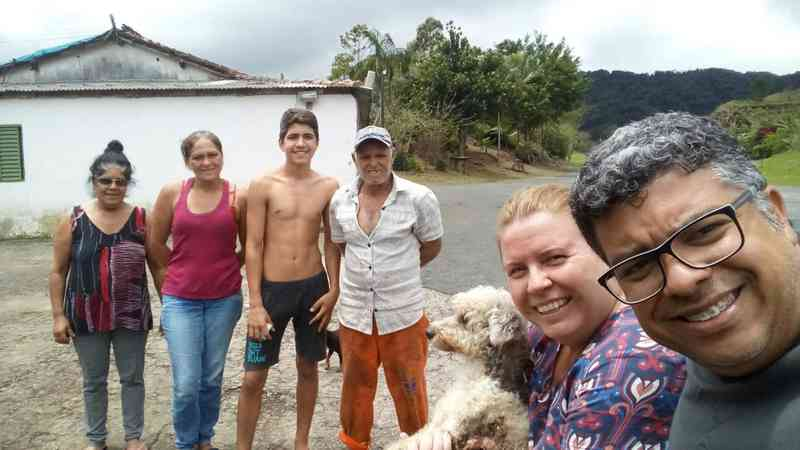 Família reencontra cão perdido há duas semanas após acidente em rodovia de SP; vídeo