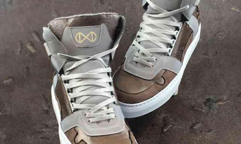 Marca vegana cria sapatos com sobras de pó de café