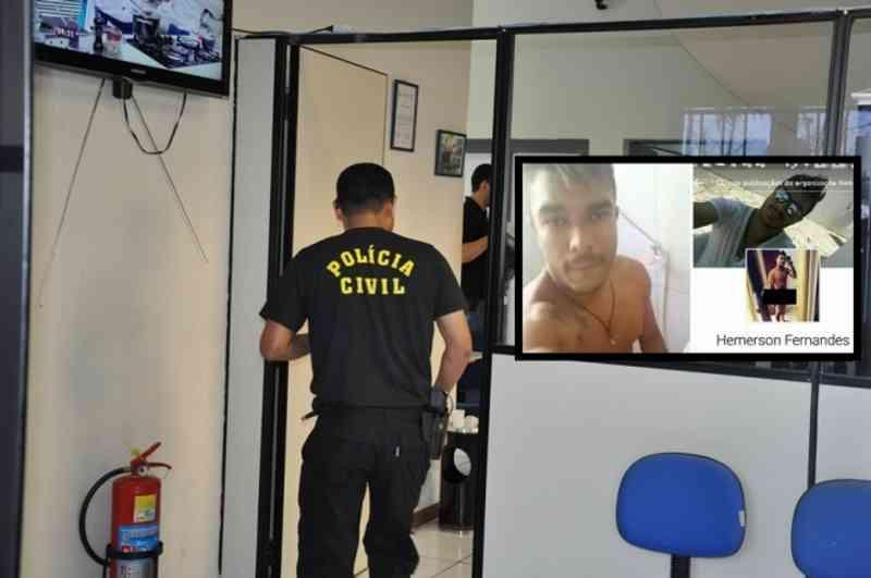 O acusado está morando fora do país e vai responder por associação criminosa e maus-tratos de animais - Foto de Reprodução