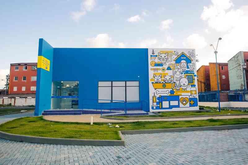 Hospital Veterinário do Recife agenda para castrações gratuitas em dezembro