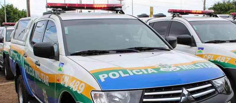 Caso foi registrado pela Polícia Militar — Foto: Vanessa Farias/Governo de RO