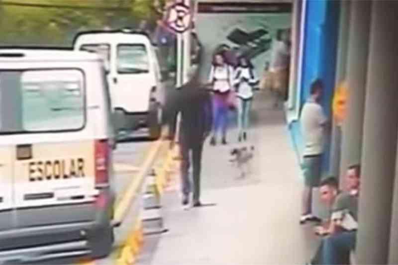 Segurança do Carrefour suspeito de matar cachorro presta depoimento
