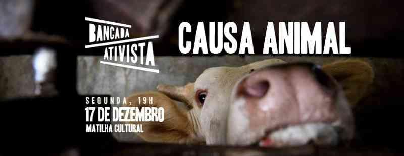 Bancada Ativista promove encontro para debate na ALESP sobre a causa animal