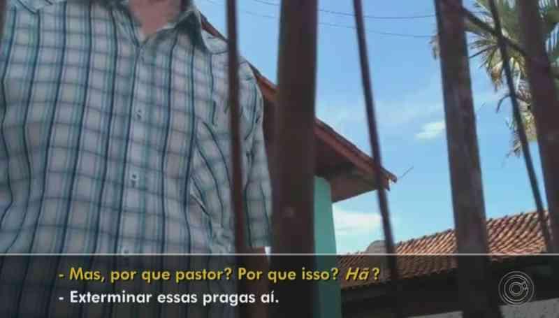Em vídeo, pastor diz ter envenenado cachorro no interior de SP: 'Exterminar essas pragas aí'