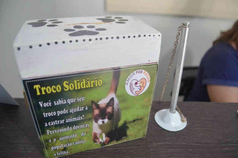Campanha faz troco em dinheiro virar ajuda para cães e gatos em Macapá
