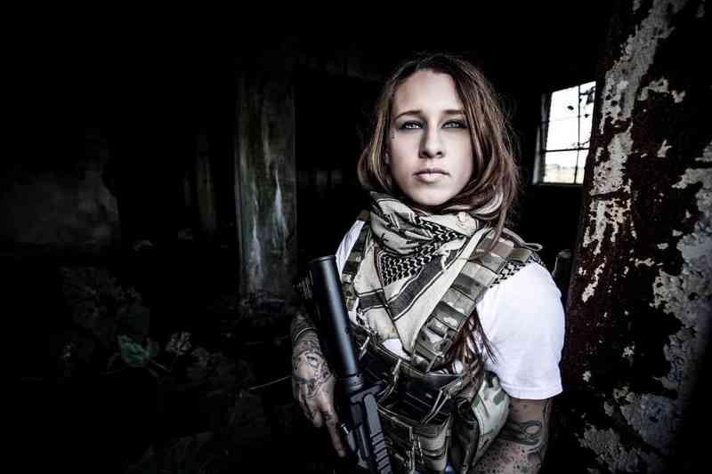 Conheça a veterana afegã que protege a vida selvagem de caçadores