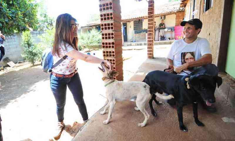 Sobe para 57 o número de animais resgatados em Brumadinho
