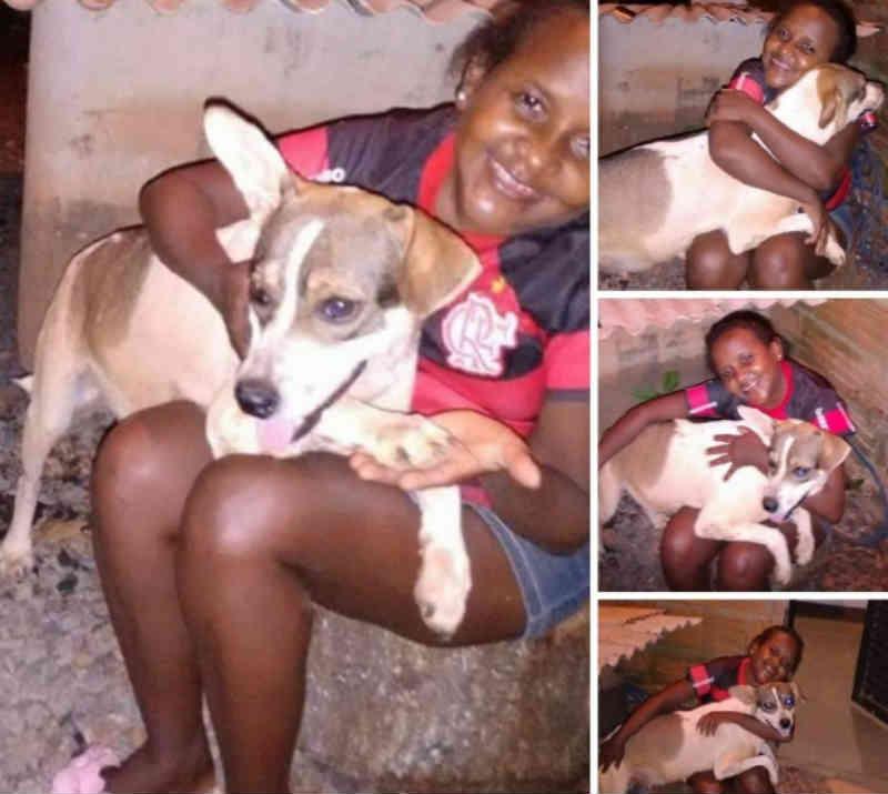 Mulher denuncia envenenamento de cão em Cuiabá (MT) pela vizinhança