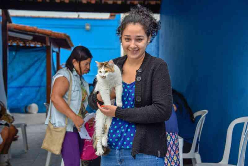 Prefeitura credencia clínicas para castração de cães e gatos em Maricá, RJ