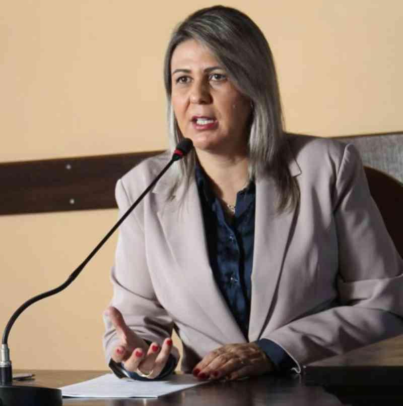 Vereadora Rosi Farias é autora da lei