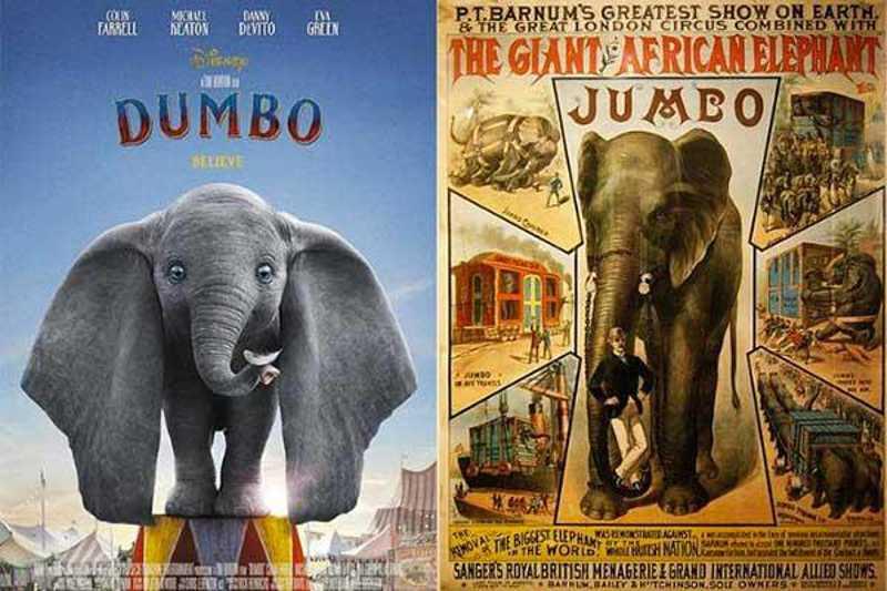 A verdadeira história de Dumbo que você deve conhecer antes de ver o filme