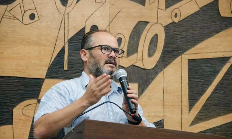 Proposta é do vereador Jorge da Farmácia (PDT) - Foto: Kauter Prado/CMPG
