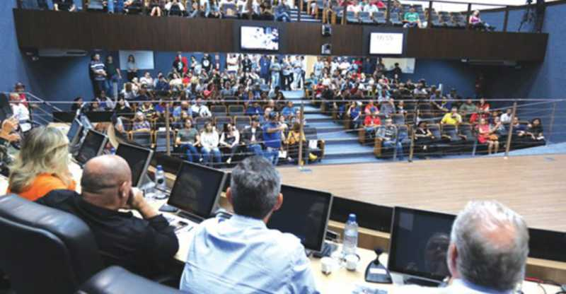 'Cavalo de lata' poderá substituir carroças em Itajaí, SC