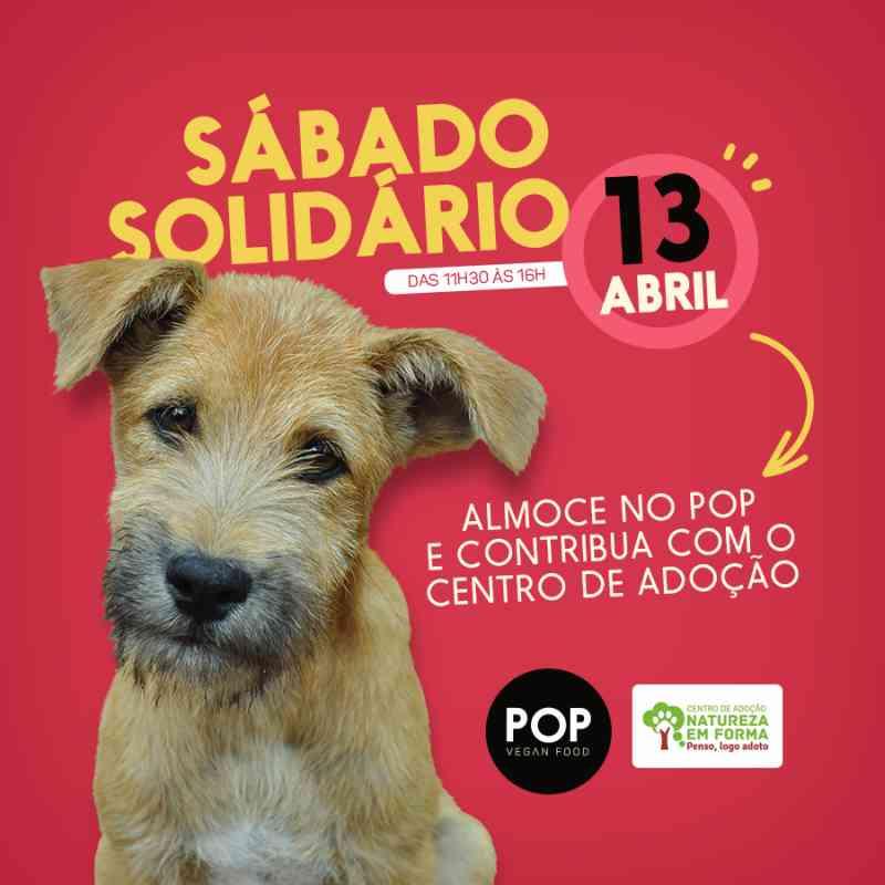 Pop Vegan Food promove almoço solidário em prol dos animais em SP