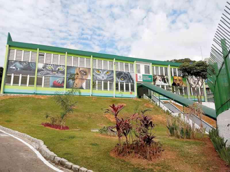 Osasco (SP) inaugura o maior Hospital Veterinário Público do Brasil