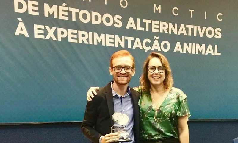 Universidade Federal de Goiás é reconhecida por pesquisas alternativas ao uso de animais