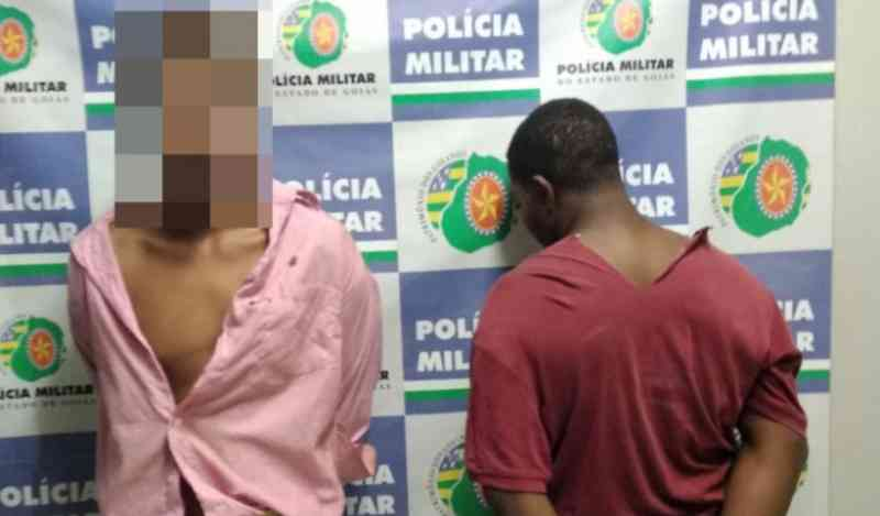 Policiais militares prendem homens por maus-tratos a mula em Mineiros, GO