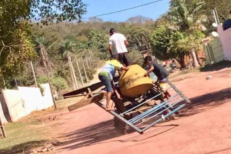 Projeto de Lei quer proibir utilização de veículos com tração animal em Corumbá, MS