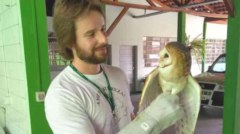 Em três anos 475 animais silvestres são resgatados pela Fujama de Jaraguá do Sul, SC