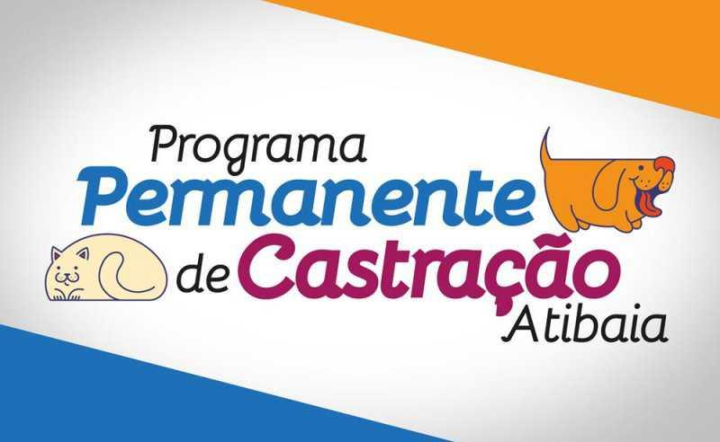 Programa Permanente de Castração acontece no centro de Atibaia (SP) na próxima semana