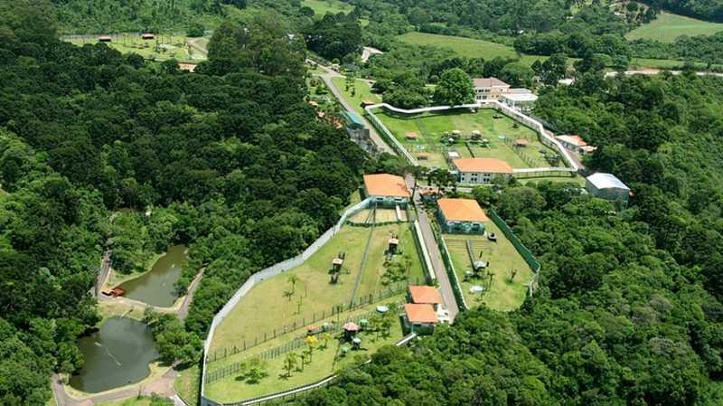 Santuário Anami do Brasil, para onde pedem que seja trasladada Sandra, a orangotanga que desde 1994 mora no ex-zoológico de Buenos Aires.