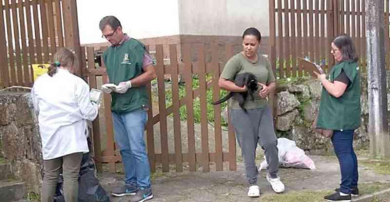 Paranapiacaba (SP) recebe ações voltadas para a causa animal