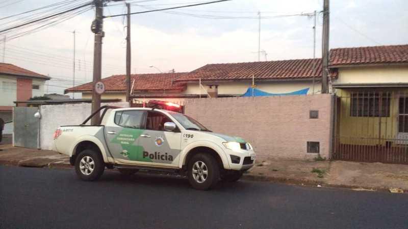 Denúncia em Pirassununga levou a polícia ao local na terça-feira (13) — Foto: Polícia Ambiental/Divulgação