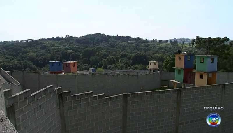 Santuário dos Primatas fica na zona rural de Sorocaba — Foto: Reprodução/TV TEM