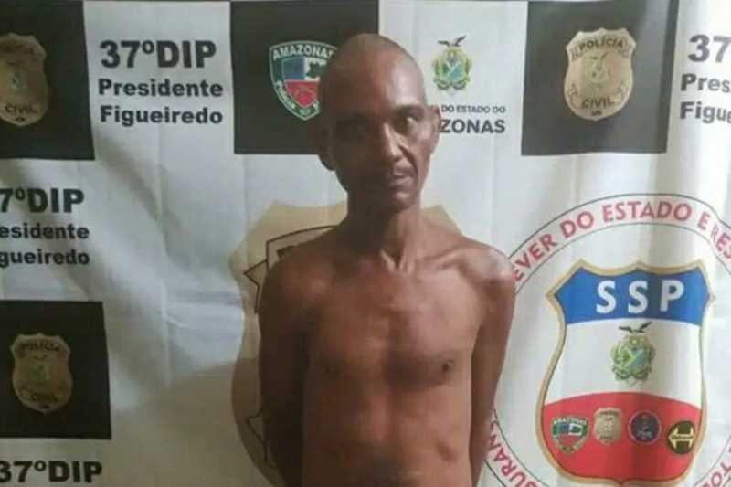>O homem ao ser flagrado praticando zoofilia tentou agredir os salva-vidas | Foto: Divulgação/PM