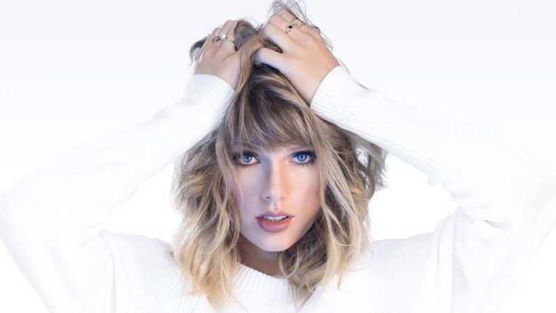 A cantora norte-americana Taylor Swift (FOTO: Reprodução)