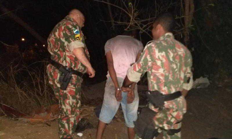 Polícia Ambiental de Três Lagoas (MS) autua e prende caçador de 36 anos por caça e captura de capivara com armadilha
