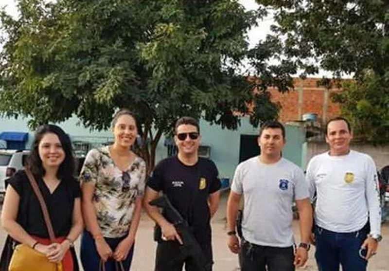 OAB/Arapiraca e Polícia Civil firmam parceira contra maus tratos a animais. Cortesia