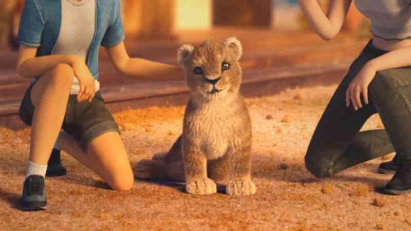 Animação denuncia a realidade brutal dos leões criados para caça na África do Sul