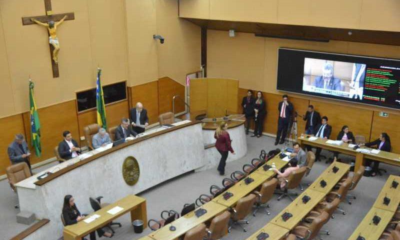 A propositura é de autoria da deputada estadual Kitty Lima (Cidadania) (Foto: Jadilson Simões/Alese)