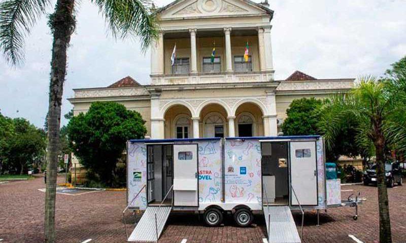 Expectativa é de que o Castramóvel passe a funcionar ainda neste ano. Foto: Luiz Fernando Bertuol/SECOM