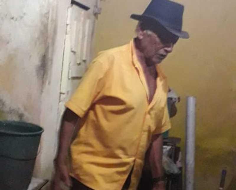 Idoso é preso por matar e esquartejar animal dentro de casa em Belém, PB