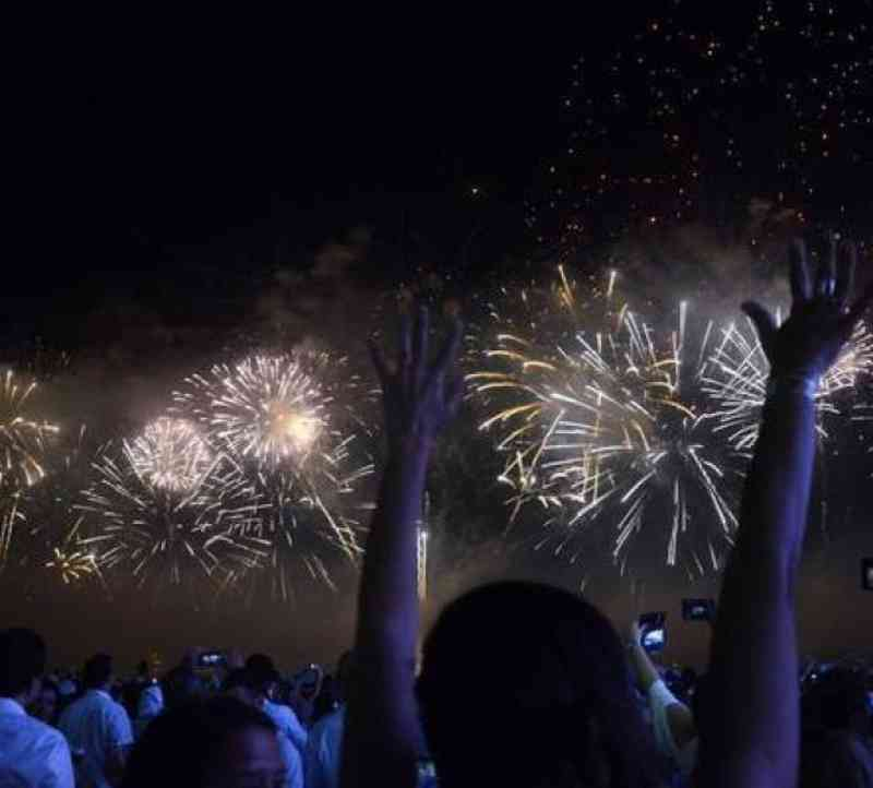 Festa da virada de Jandaia do Sul (PR) não terá fogos barulhentos
