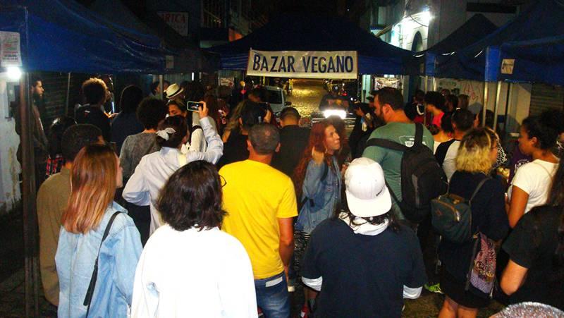 Pra fechar o ano: balanço 8° Bazar Vegano Floripa