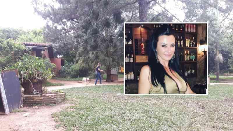 Chácara onde 33 pit bulls foram achados com sinais de maus-tratos é de ex-modelo e empresária