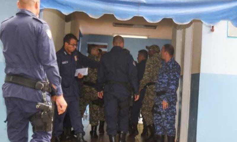Guarda Civil Metropolitana aguarda equipamentos para atuar nos resgates. (Foto: Arquivo/ Marcos Maluf)
