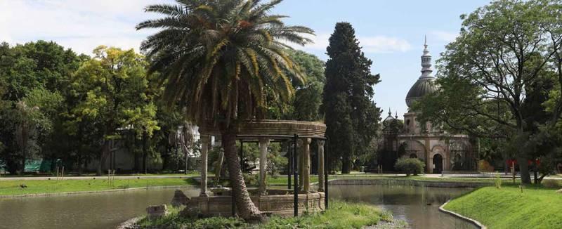 Atualmente, Mara vive no Ecoparque, antigo zoológico de Buenos Aires — Foto: Divulgação