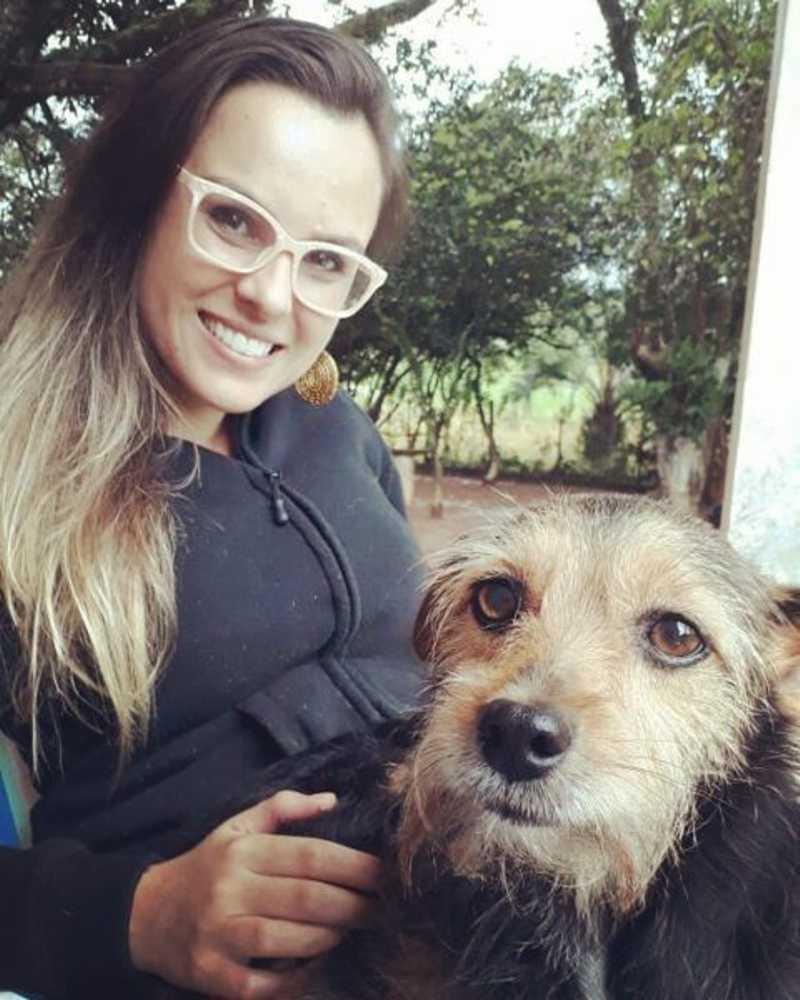 Fernanda Ellwanger de Lima, fundadora do Santuário (Reprodução/Facebook)