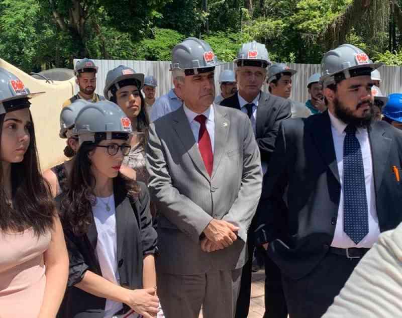 Comissão de Proteção e Defesa dos Animais da OAB/RJ faz vistoria no zoológico do Rio