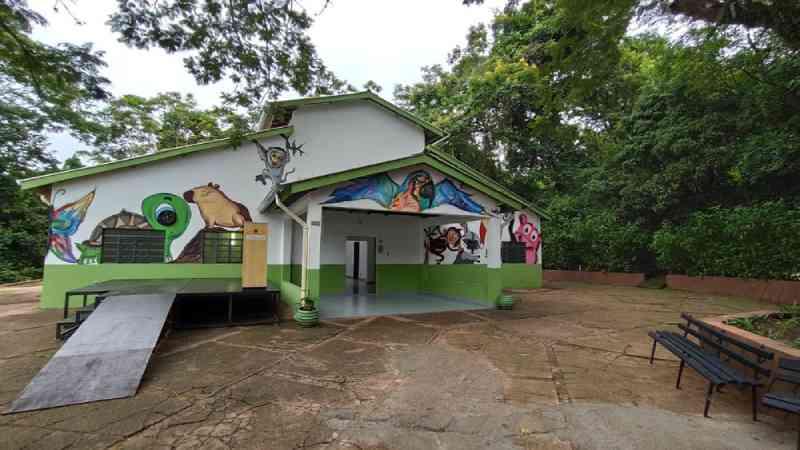 Centro de Triagem de Animais Silvestres é inaugurado no Hospital Veterinário da Cidade da Criança, em Presidente Prudente, SP