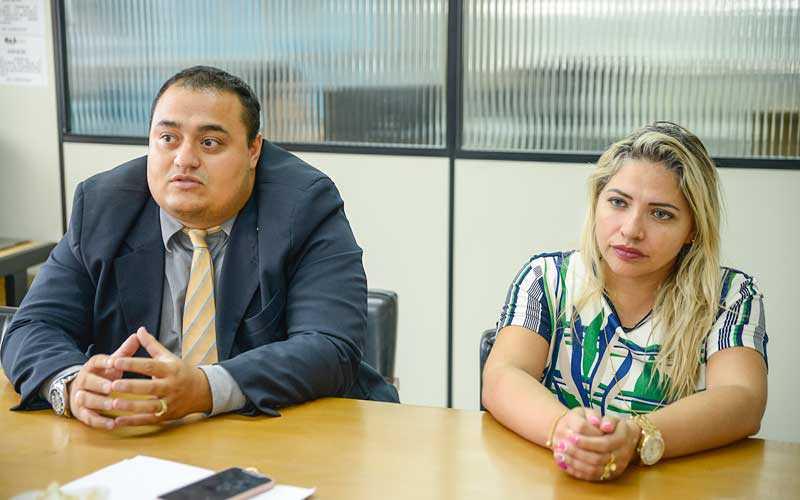 Comissão da OAB reuniu a imprensa para falar sobre a investigação. (Crédito: Claudinho Coradini)
