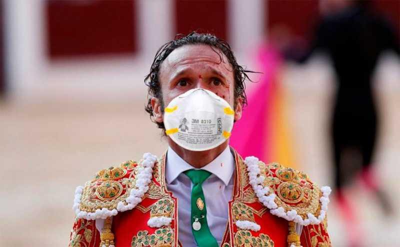 Coronavírus interrompe touradas e 120 touros já estão salvos na Espanha