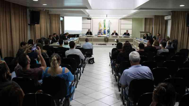 Vereadores aprovam projeto que proíbe fogos de artifício em Francisco Beltrão, PR