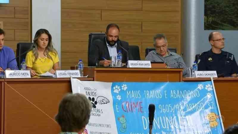 Audiência pública discute defesa e proteção de cavalos em Sorocaba, SP