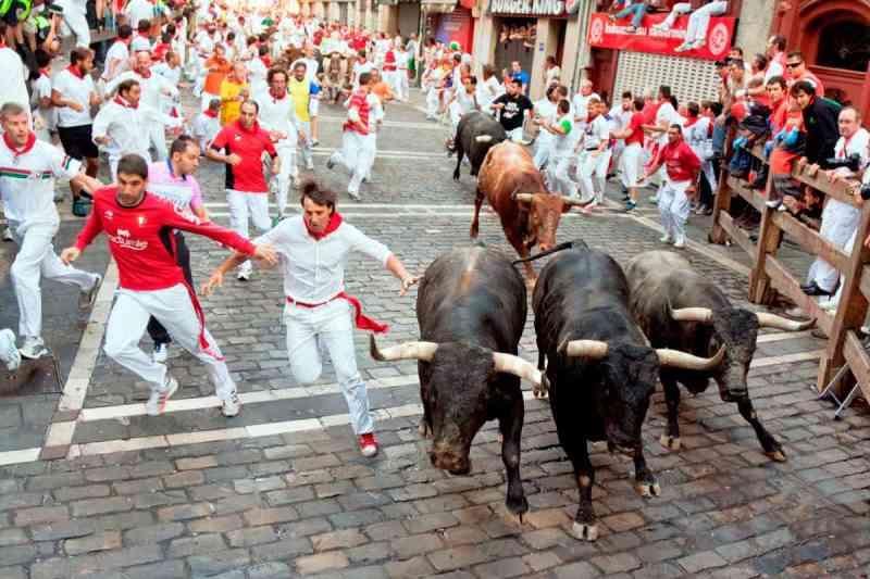 Corrida de touros cancelada: Espanha suspende a tradicional Festa de São Firmino