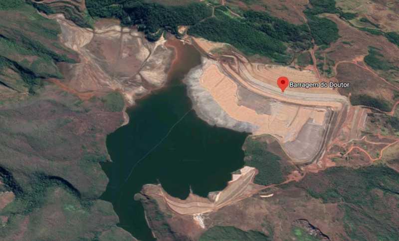 Vale é obrigada a retirar animais de área de barragem em Ouro Preto, MG